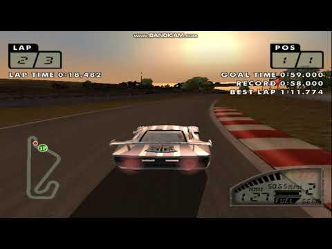 Download Test Drive Le Mans Gameplay Sega Dreamcast Video 3GP Mp4