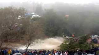 preview picture of video 'Sebastian Oggier - Rally Argentina 2014 - Vado San Agustin con LLUVIA!'