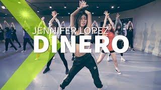 Jennifer Lopez   Dinero Ft. DJ Khaled, Cardi B  HAZEL Choreography.