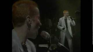 Eurythmics Jennifer and Sweet Dreams Live From Heaven 1983