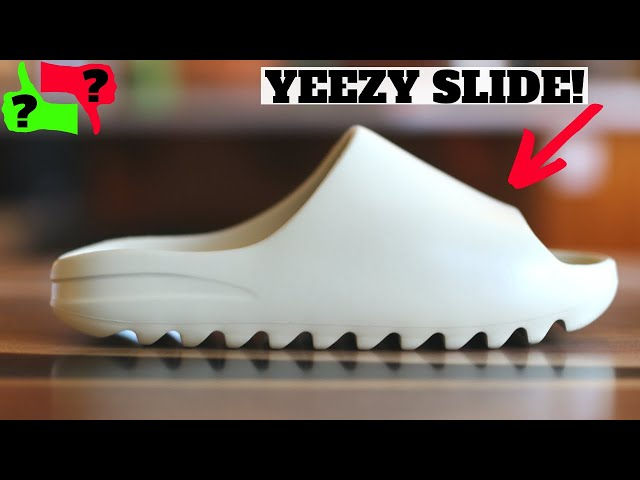 adidas YEEZY SLIDES REVIEW + ON FEET