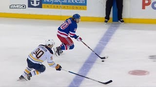 Artemi Panarin vs Buffalo Sabres (All Touches) 07/02/2020 [1 ASSIST]