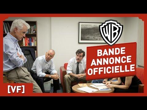 SPOTLIGHT - Bande Annonce Officielle (VF) - Michael Keaton / Mark Ruffalo / Rachel McAdams
