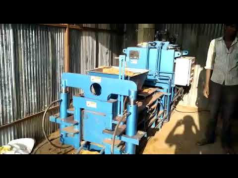 Coco Peat Block Machine 5 Kg
