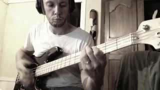 Keziah Jones - The Wisdom Behind The Smile(Cash) - Bass Cover