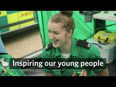 St John Ambulance - YouTube