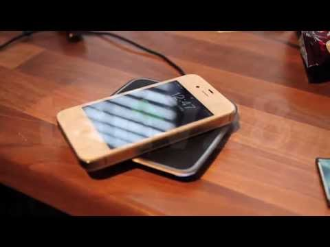 Mod Your iPhone For Wireless Charging, No Bulky Case Required