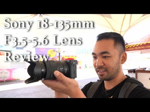 Sony 18-135mm F3.5-5.6 Lens Review | John Sison