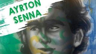 Vídeo de Ayrton senna