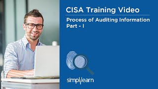 CISA Training Video   Process of Auditing Information Systems - Part 1