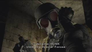 Resident Evil: The Umbrella Chronicles Walkthrough - Fourth Survivor - S Rank Hard Mode