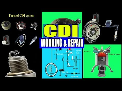 Download How To Test Motorcycle Cdi Box Ignition Coil Video 3GP Mp4