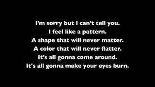 Angels & Airwaves - Saturday Love (With Lyrics)