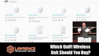 Understanding Unifi & Guide To What Is Best Suited For Your Needs.