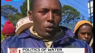 Kivumbi 2017: The Politician -  CS Eugene Wamalwa on the Politics of Water - Part One
