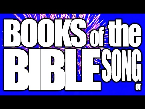 Books Of The Bible Song / Easy To Learn Mp3