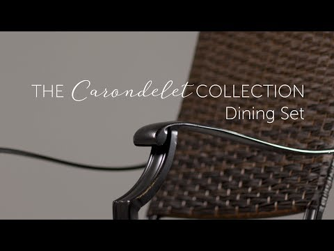 Carondelet Dining Collection Overview