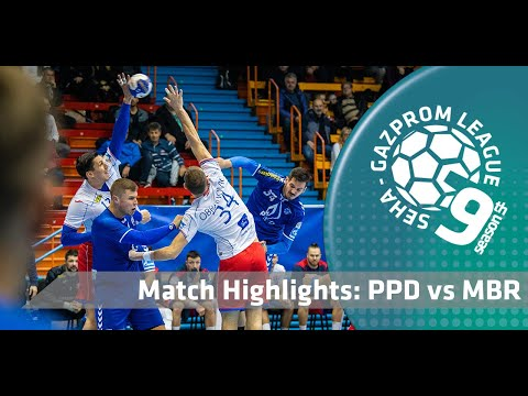 Match highlights: PPD Zagreb vs Meshkov Brest