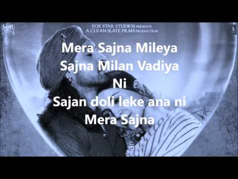 Download Din Shagna Da   Phillauri   Jasleen Royal   Lyrics   Wedding Song 2017 HD Mp4 3GP Video and MP3