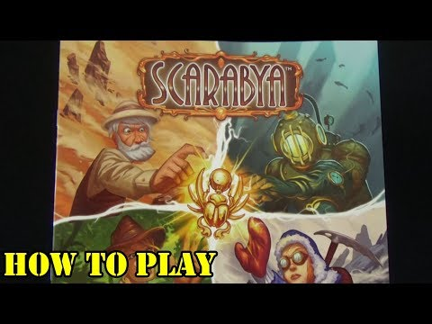 Scarabya Tutorial