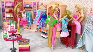 Barbie Clothing Store My Scene My Boutique Accessory Shop Toko Aksesoris Barbie Loja De Acessórios
