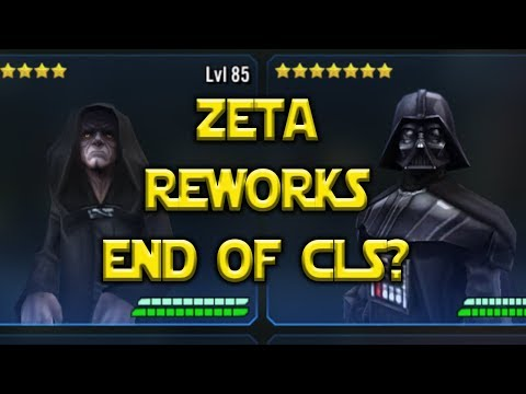Star Wars [Galaxy of Heroes]  Why Yes, Kylo, You Can Be on Vader's