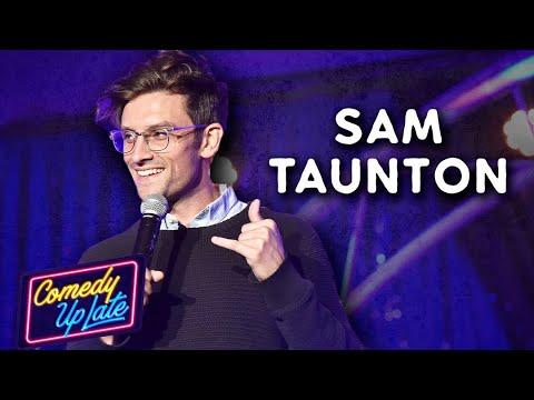 Sam Taunton Melbourne International Comedy Festival