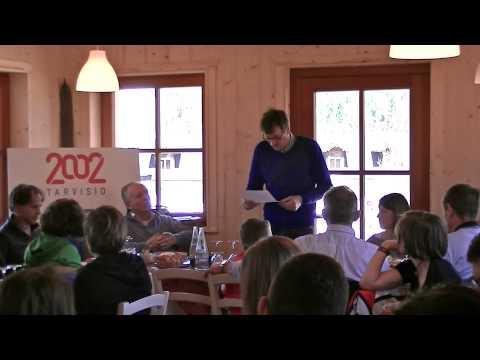 Preview video Video della festa di fine stagione 2014/15: il discorso dell´allenatore Enrico Zangrandi
