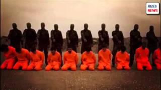Армия Сирии показала боевикам ИГИЛ как нужно правильно казнить людей. Казнь ИГИЛ, ИГИЛ казнят людей