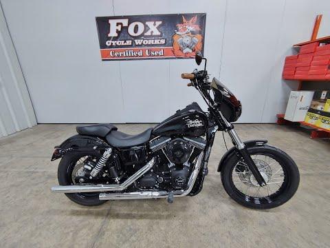 2016 Harley-Davidson Street Bob® in Sandusky, Ohio - Video 1