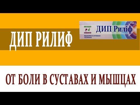 Видеосправочник лекарств ДИП РИЛИФ