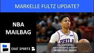 NBA Rumors Mailbag: Markelle Fultz Update, Luke Walton Hot Seat, LeBron MVP, Kyrie Trade Rumors