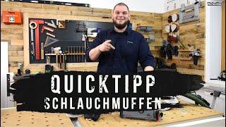 Festool Schlauchmuffen was ist da los? #quicktipp #mikestoolshop