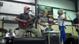 The Charlie Daniels Band - Carolina (I Remember You) - CDB Fan Club Party