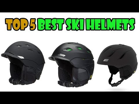 Top 5 Best Ski Helmets of 2018 – 2019