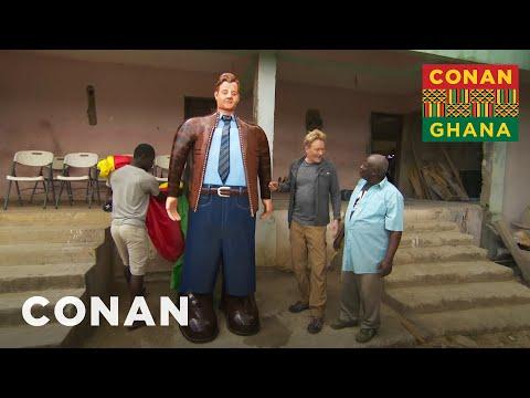 Conan v Ghaně #4: Rakev na přání - CONAN