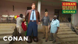 Conan Gets His Own Fantasy Coffin - CONAN on TBS