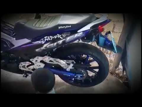Modifikasi Yamaha Y15ZR   by Decal 46 [Eps 22] Part 4 - смотреть