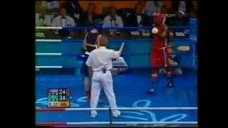 """ARTAYEV БАХТИЯР""""FINAL 2004 АФИНЫ"""""""