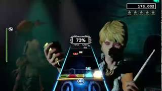 Rock Band 4 - DragonForce - Cry Thunder - 100% Guitar FC