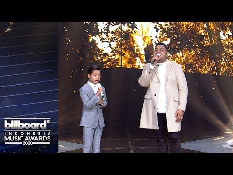 BILLBOARD INDONESIA MUSIC AWARDS 2020 - Andmesh Kamaleng X Betrand Peto