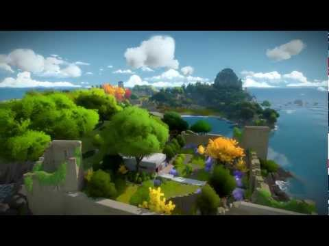 The Witness first official gameplay trailer thumbnail