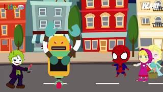 Lido TV - Superhero Funny Pranks Compilation #19