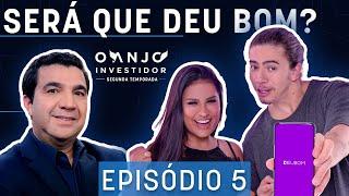 O ANJO INVESTIDOR - 5º Episódio da 2ª Temporada - Startup DeuBom