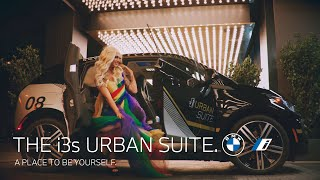 [BMW] The BMW i3 Urban Suit. A place to be yourself.