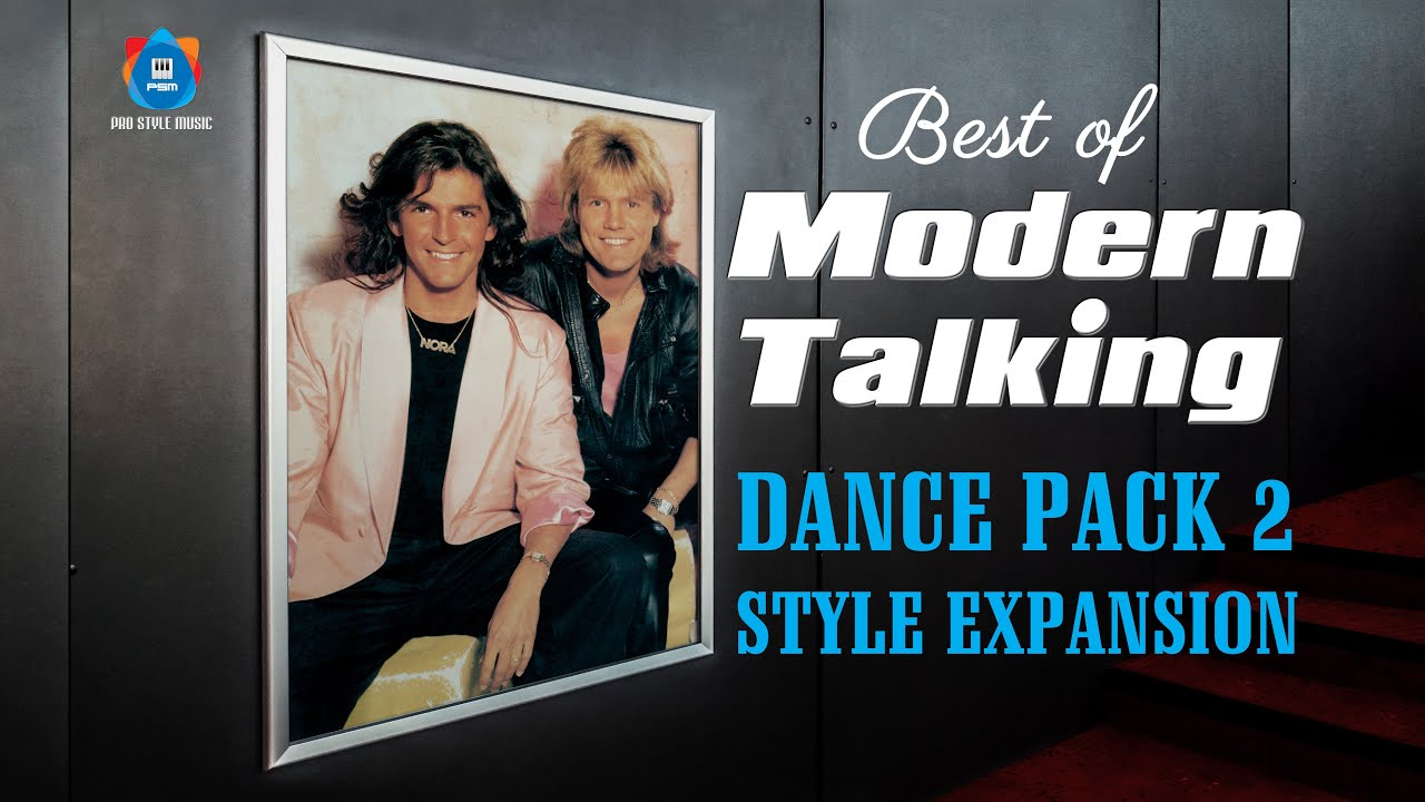 Best of Modern Talking - Style expansion package Yamaha PSR S97x - Tyros 5 - Genos