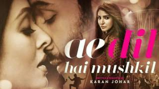 Ae Dil hai mushkil karaoke background music