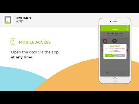 How to use the IPGUARD app?