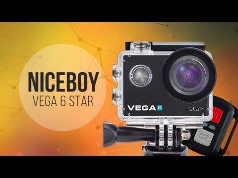 SOUTĚŽ o kameru Niceboy VEGA 6 star