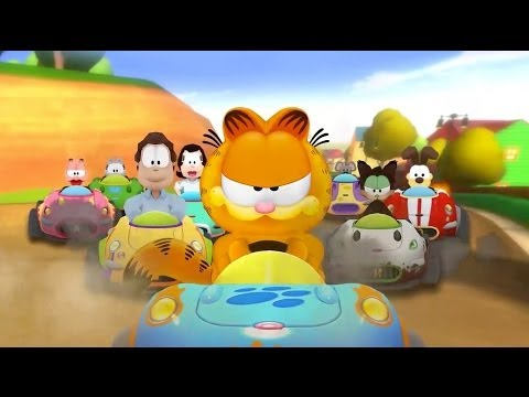 Garfield: Kart Furious Racing